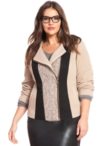chevron mix jacket eloqui