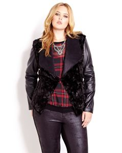 love and legend shearlig jacket addition elle