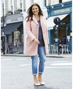 Simply BeTeddy Fur Coat