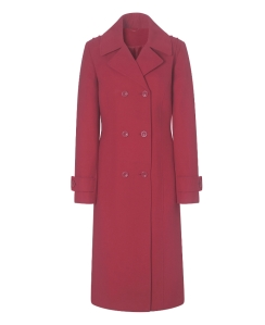 trench long coat simply be