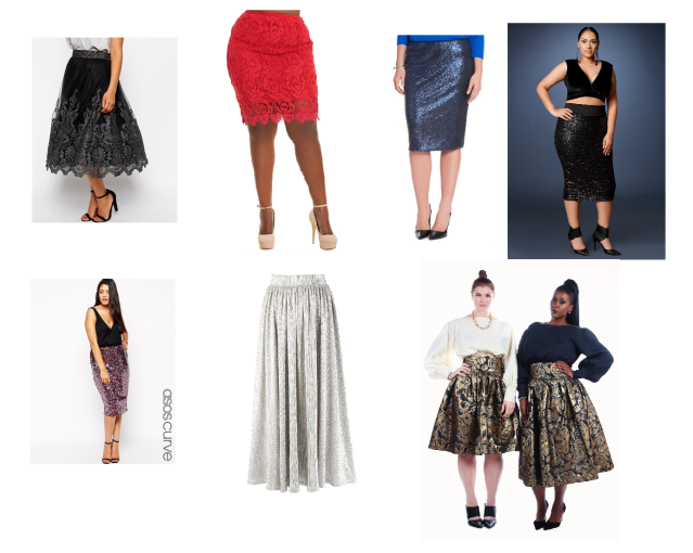 skirts galore